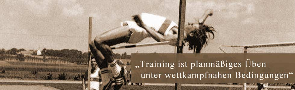 Der Trainingsleiter – Johann Buchner